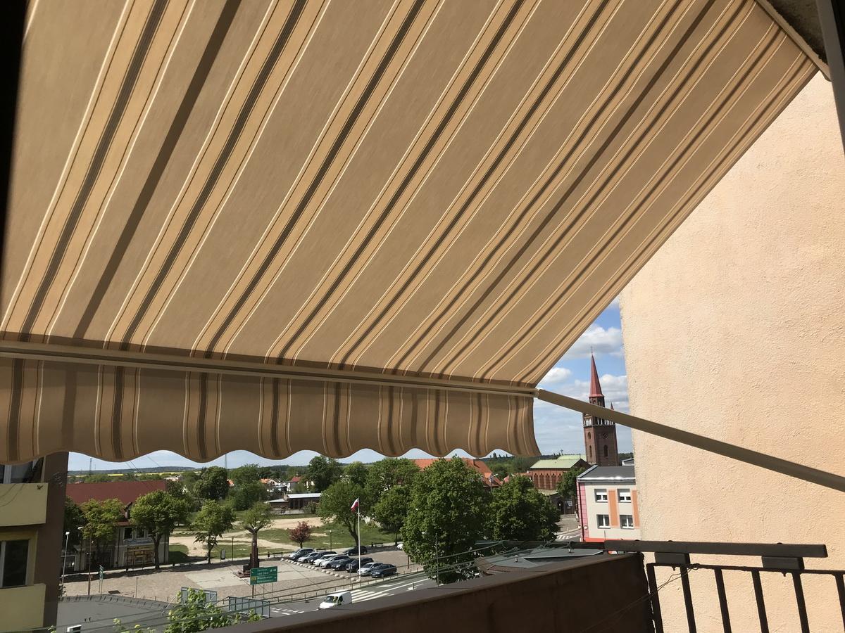 Markiza balkonowa